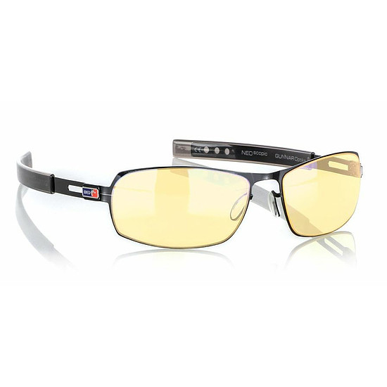 Lunettes polarisantes anti-fatigue Gunnar MLG Phantom - Onyx