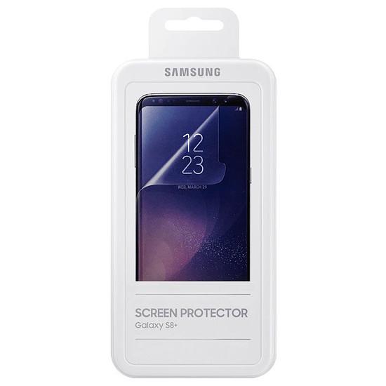 Protection d'écran Samsung Film de protection transparent - Galaxy S8 +