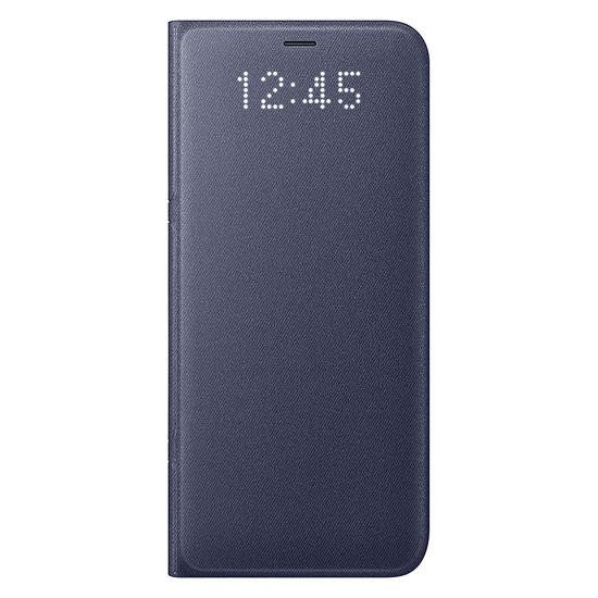 Coque et housse Samsung LED view cover (orchidée) - Samsung Galaxy S8+