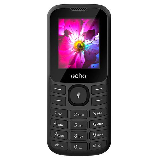Smartphone et téléphone mobile Echo First 2 (noir)