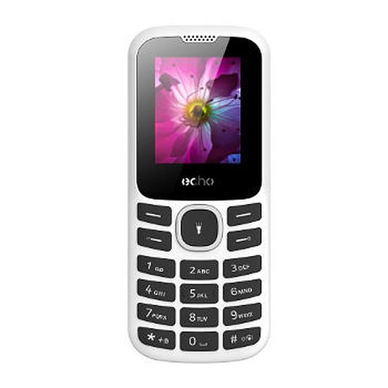 Smartphone et téléphone mobile Echo First 2 (argent)