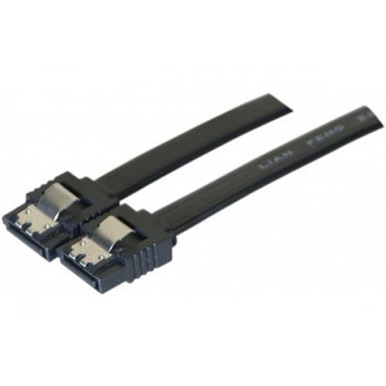 Serial ATA  Câble SATA avec verrouillage - 20cm
