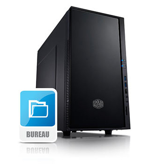 PC de bureau Materiel.net Elite - Windows 10