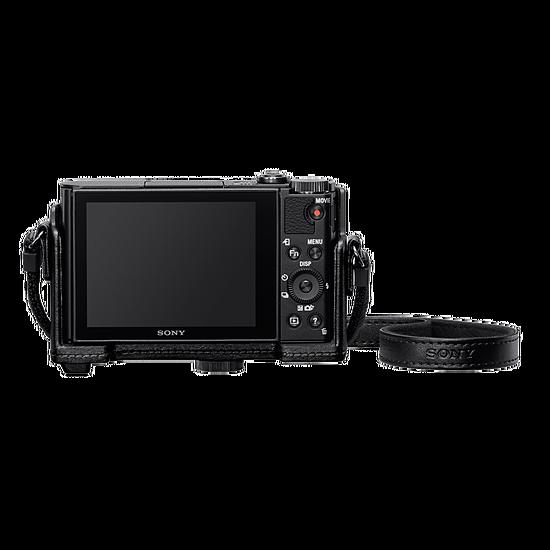 Sac, sacoche et housse Sony Étui pour Sony HX90 / WX500 - Autre vue