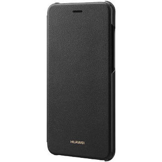 Coque et housse Huawei Etui Folio (noir) - Huawei P8 Lite 2017