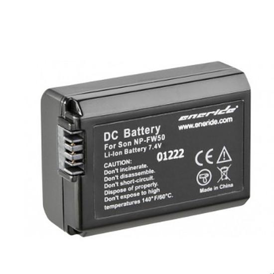 Batterie et chargeur Eneride Batterie compatible NP-FW50