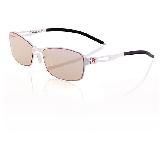 Lunettes polarisantes anti-fatigue Arozzi Visione VX-400 - Blanc