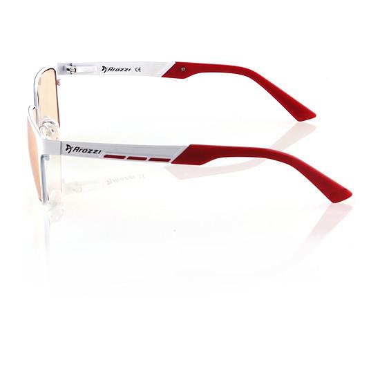 Lunettes polarisantes anti-fatigue Arozzi Visione VX-800 - Blanc - Autre vue