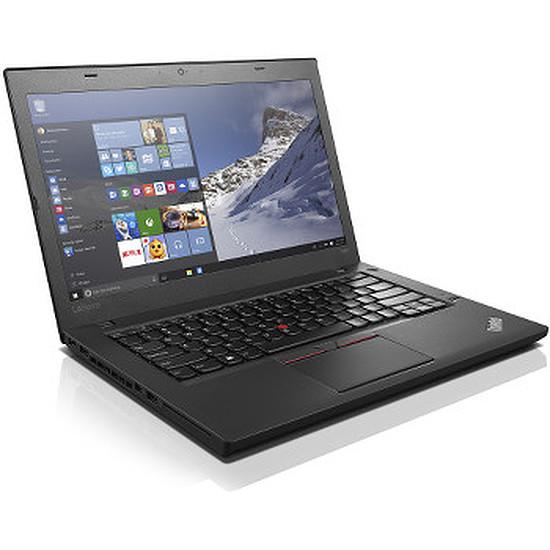 PC portable Lenovo ThinkPad T460 (20FN003PFR) - i7 - 8 Go - SSD - 4G