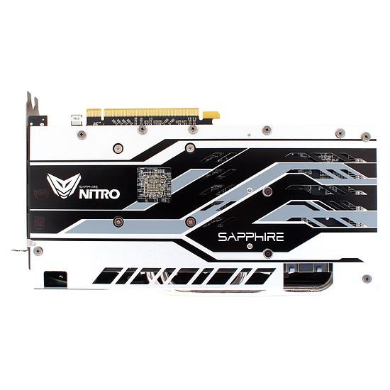Carte graphique Sapphire Radeon RX 580 Nitro+ 8 Go - Autre vue