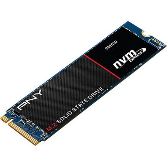 Disque SSD PNY CS2030 M.2 2280 PCIe NVMe - 480 Go