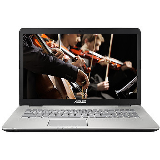 PC portable Asus N552VX-FW333T - i7 - 8 Go - GTX 950M