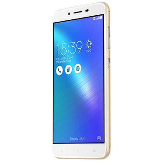 Smartphone et téléphone mobile Asus ZenFone 3 Max Plus ZC553KL (or)