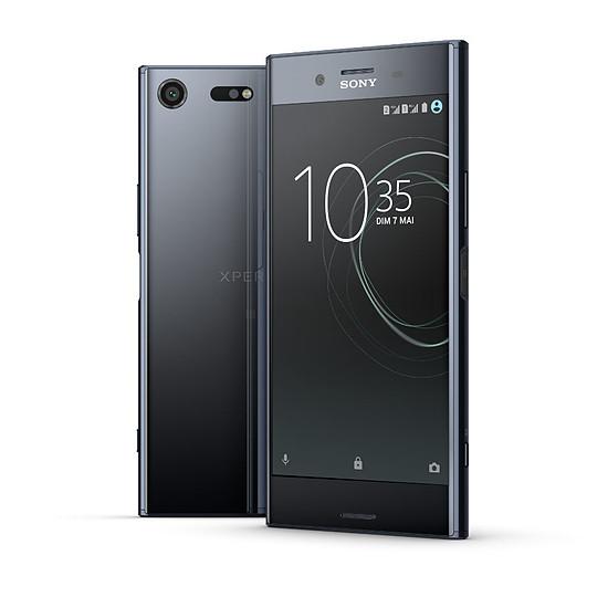 Smartphone et téléphone mobile Sony Xperia XZ Premium (noir) - Double SIM - 64 Go