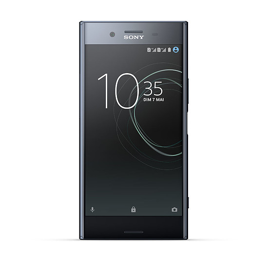 Smartphone et téléphone mobile Sony Xperia XZ Premium (noir) - Double SIM - 64 Go  - Autre vue