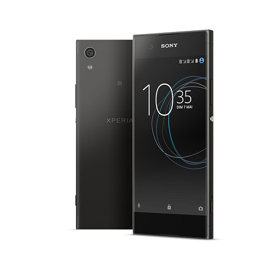 Smartphone et téléphone mobile Sony Xperia XA1 (noir) - Double SIM - 32 Go