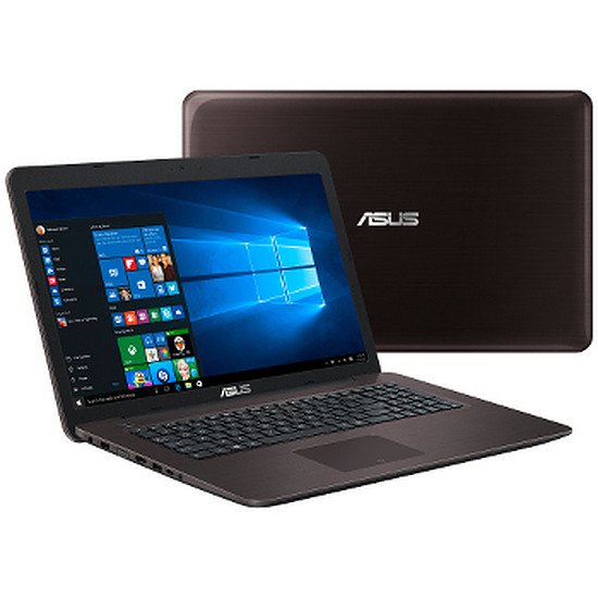 PC portable Asus X756UA-TY337T