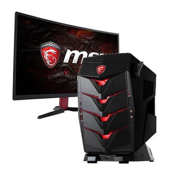 PC de bureau MSI Aegis X3 VR7RE-010EU + écran MSI Optix G27C