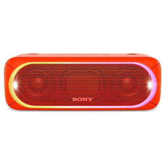 Enceinte Bluetooth Sony SRSXB30 Rouge