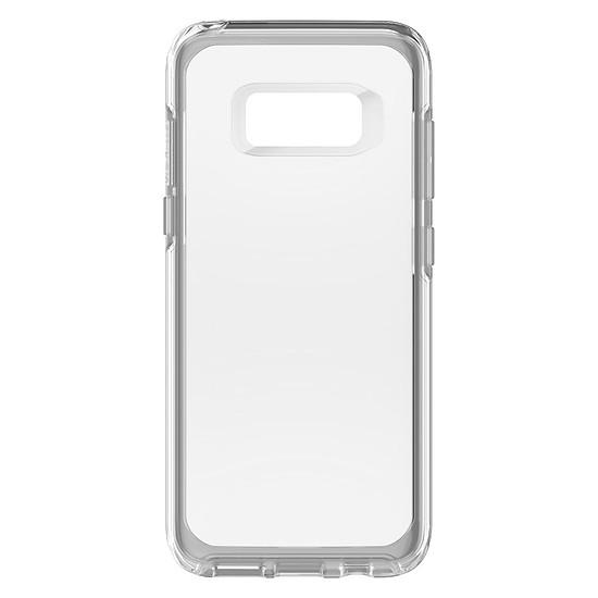 Coque et housse Otterbox Coque Symmetry Clear (transparent) - Galaxy S8