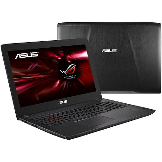 PC portable Asus FX753VD-GC261T