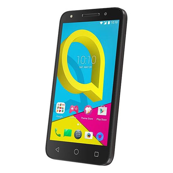 Smartphone et téléphone mobile Alcatel Mobile U5 (noir - gris) - 4G