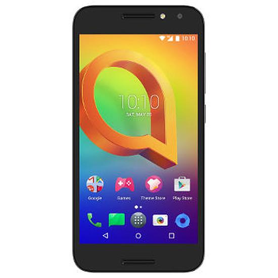 Smartphone et téléphone mobile Alcatel Mobile A3 (noir)
