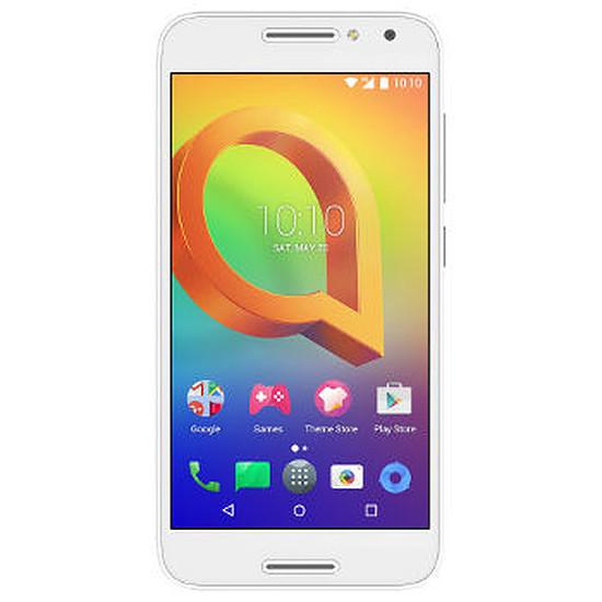 Smartphone et téléphone mobile Alcatel Mobile A3 (blanc)