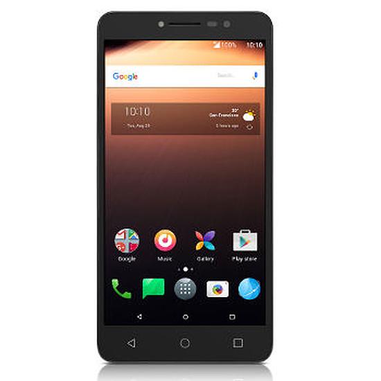 Smartphone et téléphone mobile Alcatel Mobile A3 XL (gris)