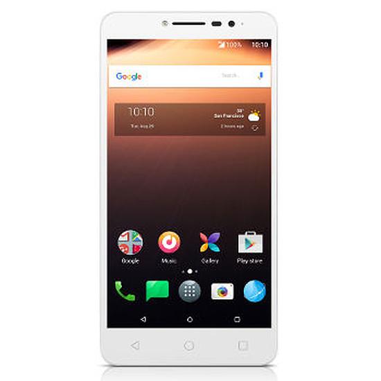 Smartphone et téléphone mobile Alcatel Mobile A3 XL (blanc)