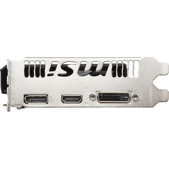 Carte graphique MSI Radeon RX 550 Aero ITX 2 Go OC - Autre vue
