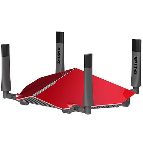 Routeur et modem D-Link DIR-885L - Routeur ultra WiFi AC3150 MU-MIMO
