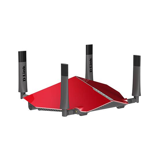Routeur et modem D-Link DIR-885L - Routeur ultra WiFi AC3150 MU-MIMO - Autre vue