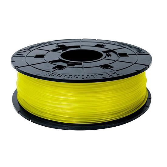 Filament 3D XYZprinting Cartouche de filament PLA, 600g, Jaune clair