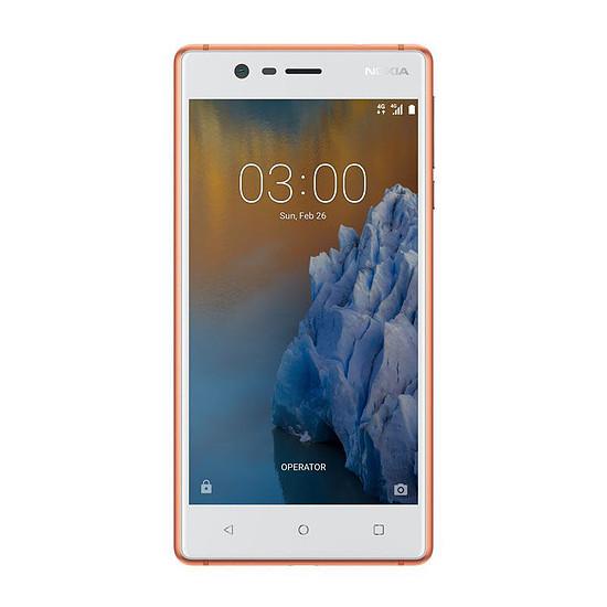 Smartphone et téléphone mobile Nokia 3 (cuivre)