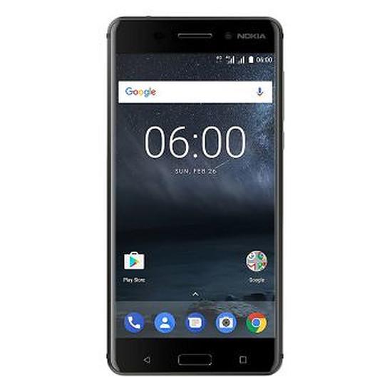 Smartphone et téléphone mobile Nokia 6 (noir)