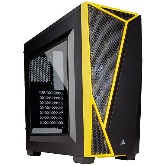 Boîtier PC Corsair Carbide SPEC 04 Noir / Jaune