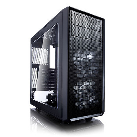 Boîtier PC Fractal Design Focus G Black Window
