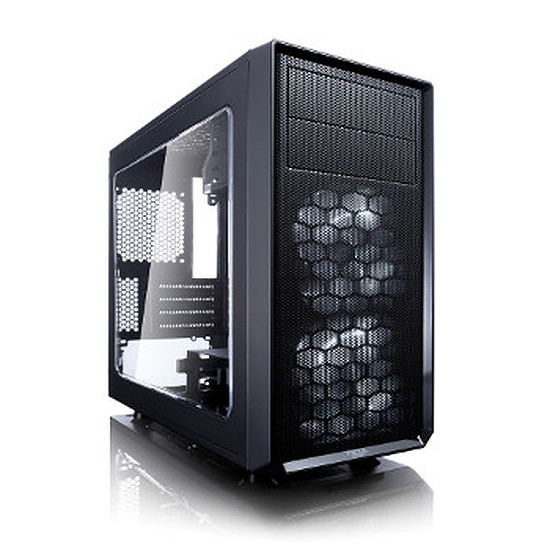 Boîtier PC Fractal Design Focus G Mini Black Window