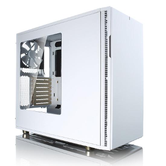 Boîtier PC Fractal Design Define R5 White Gold Edition Fenêtre
