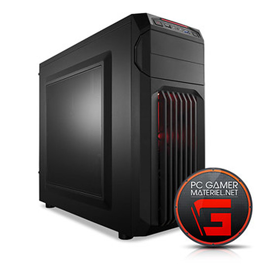 PC de bureau Materiel.net Beast - Powered by Asus [ PC Gamer ]