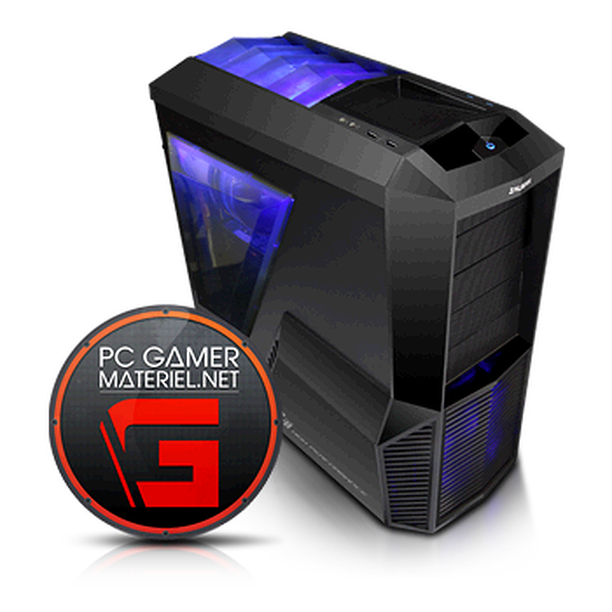 PC de bureau Materiel.net Banshee - Edition Kaby Lake [ PC Gamer ]