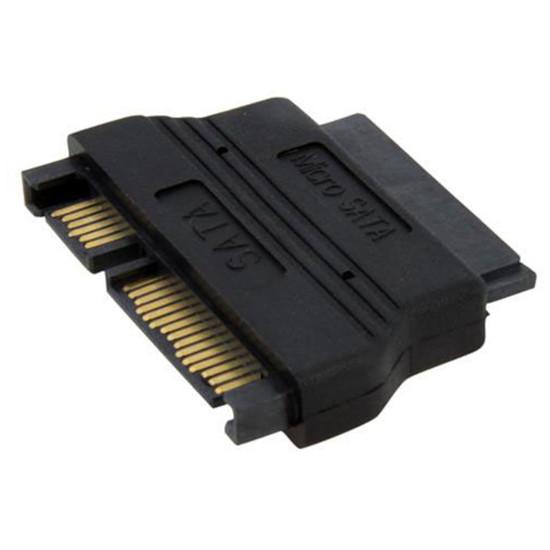 Serial ATA StarTech.com Adaptateur micro SATA / SATA avec alimentation