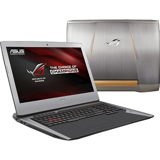 PC portable Asus G752VS-BA176T