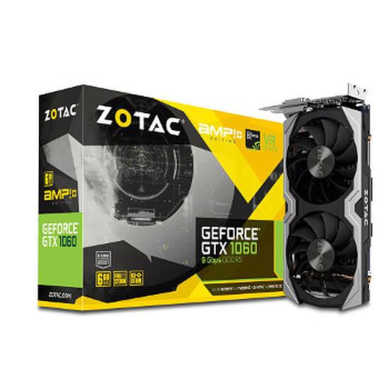 Carte graphique Zotac GeForce GTX 1060 AMP! Edition+ 6 Go