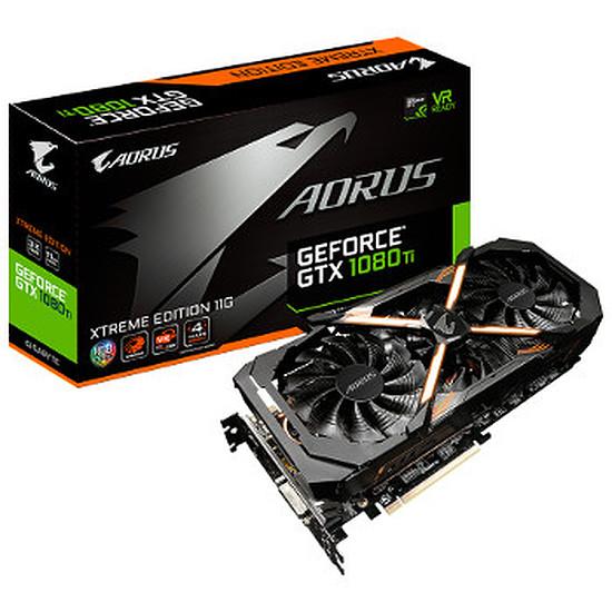 Carte graphique Gigabyte GeForce GTX 1080 Ti AORUS Xtreme Edition - 11 Go