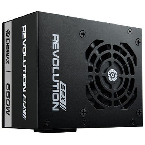 Alimentation PC Enermax Révolution SFX 650W