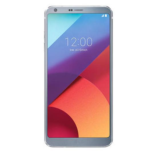 Smartphone et téléphone mobile LG G6 (platine)