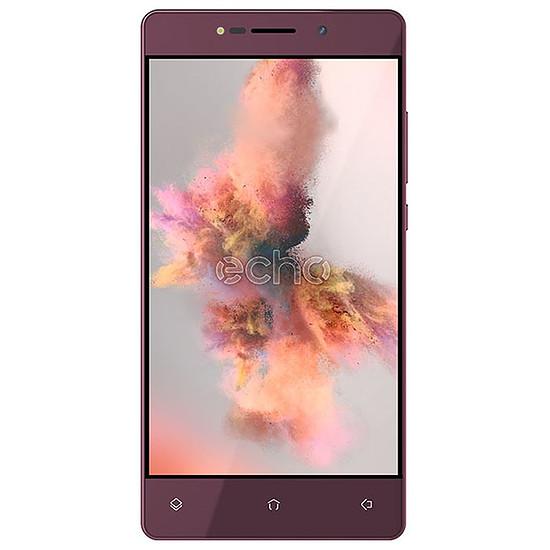 Smartphone et téléphone mobile Echo Holi (bordeaux)