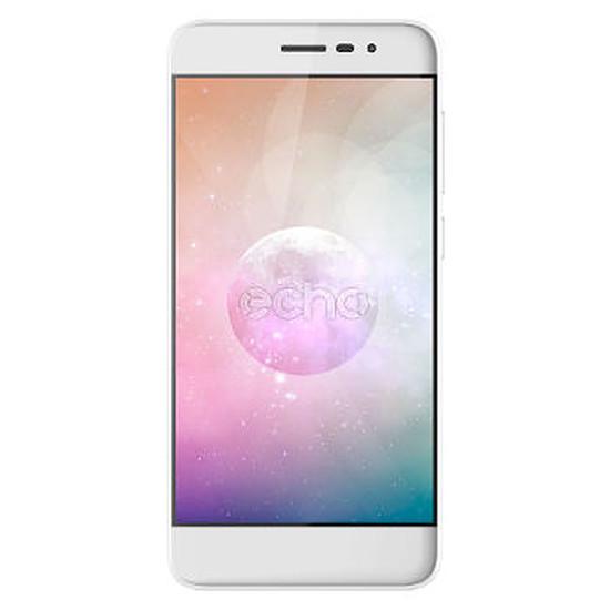 Smartphone et téléphone mobile Echo Moon (argent)